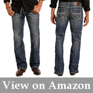 jeans for big calves mens