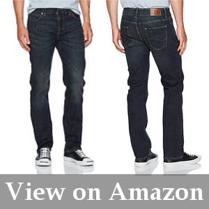 jeans for big thighs mens