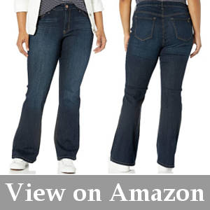 7 Best Plus Size Jeans for Big Stomach