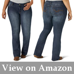 go-to jeans for big thighs small waist