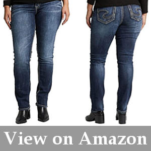 jeans for curvy figure review