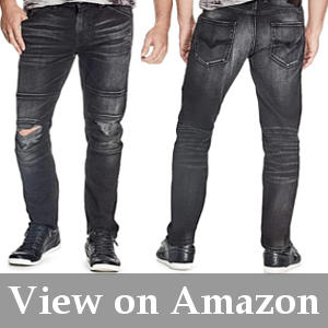 extreme low rise men's jeans