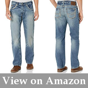 jeans for tall skinny man