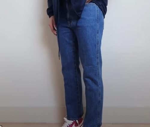 what type of jeans should i wear mens