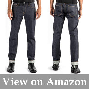 flawless top-quality slim-fit jeans