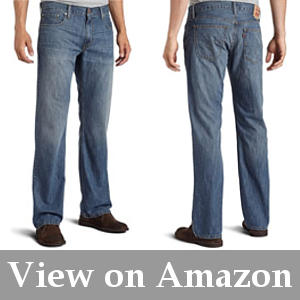 jeans for tall hard-working men