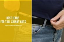 Best Jeans for Tall Skinny Guys