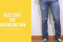 6 Best Jeans for Overweight Men