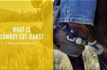 What is Cowboy Cut Jeans?