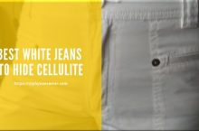 Best White Jeans to Hide Cellulite